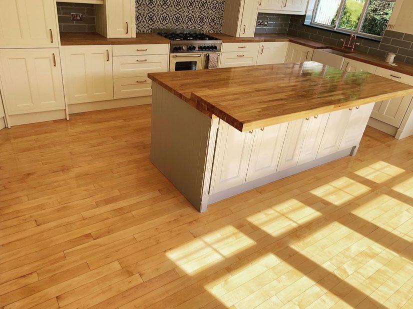 Wood Flooring Installation | Your wood floor.